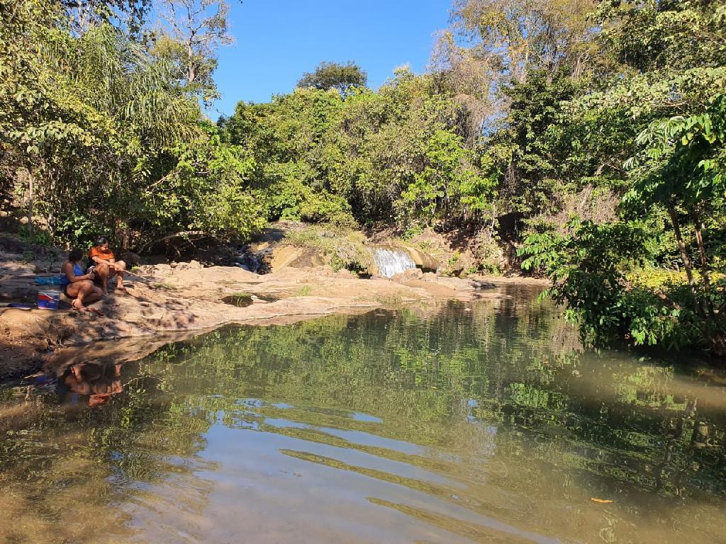 Sema analisa a qualidade da água em praias de Cáceres