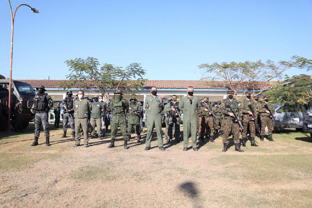 Exército reforça combate ao desmatamento ilegal em Mato Grosso a partir deste sábado (17)