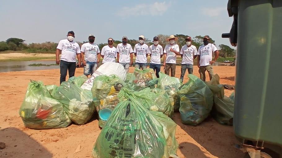 Regionais da Sema participam do Programa Rios+Limpos