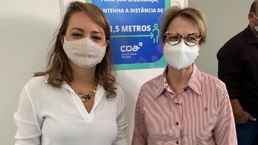 Secretária de Meio Ambiente discute ampliação do CAR em MT com ministra Tereza Cristina